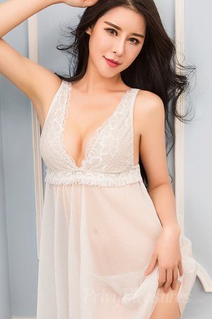 White Babydoll Lingerie - Seduce You