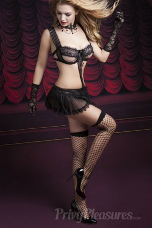 Love Affair Sexy Black Lace Teddy Lingerie