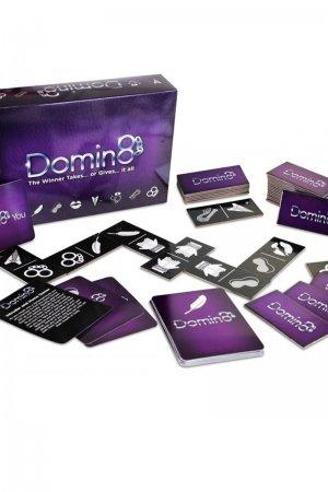 Fantasy Domin8 Me Cards