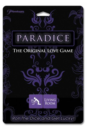 Couples Sex Dice Toy - Paradice