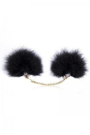Premium Fur Handcuffs