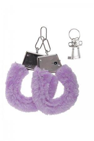 Purple Sex Handcuffs