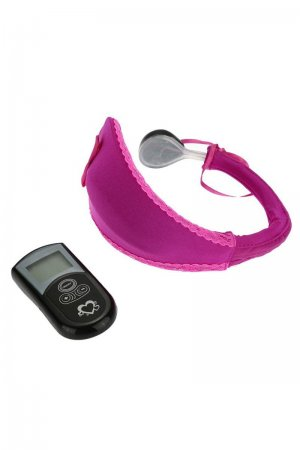 Wireless Remote Control Vibrating C-String Pantie