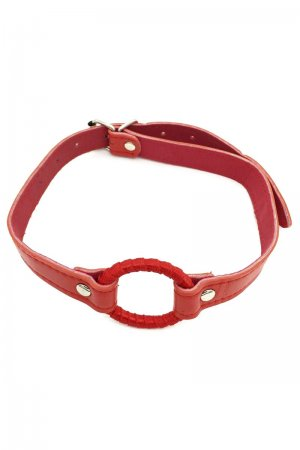 Open Mouth Gag - Red
