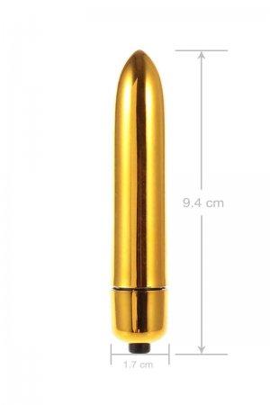 Bullet Vibrator - Golden
