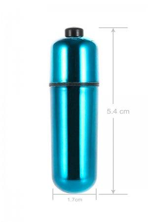 Mini Bullet Vibrator - Blue