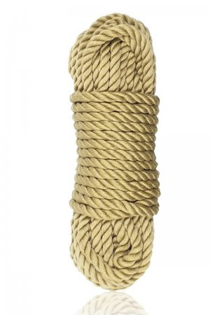 Light Brown Bondage Rope - 10 Meters