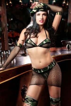 Major Hottie Military Adult Costume