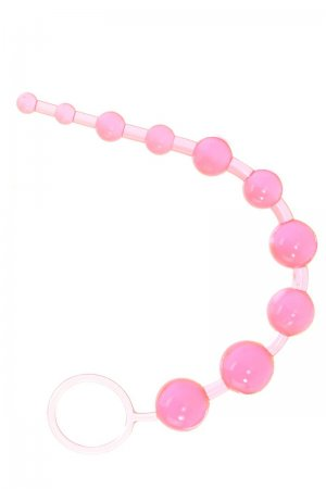 Jelly Anal Bead - Pink