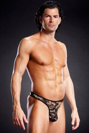 Camo Sexy Underwear for Man