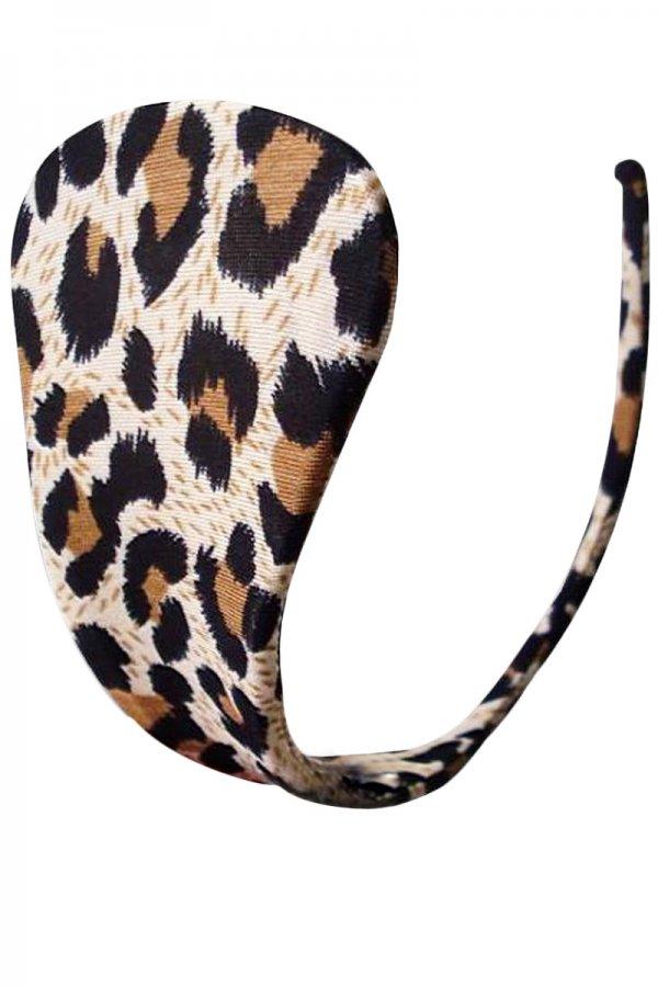 Fashion Leopard C String