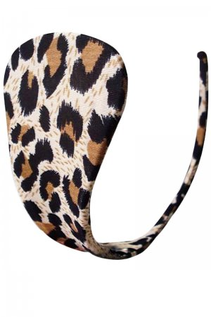 Fashion Leopard C String