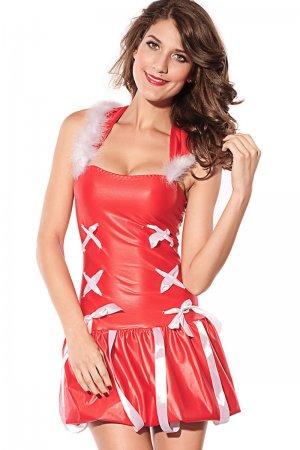 Christmas Princess Outfit