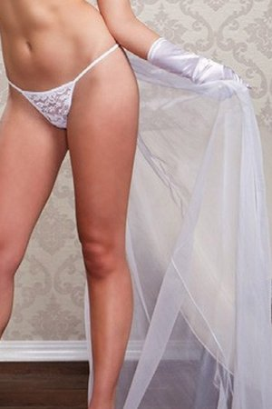 Lace G-String and Veil
