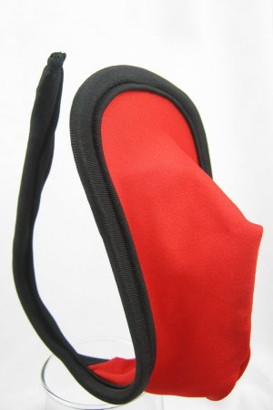 Red Pouch C String For Man
