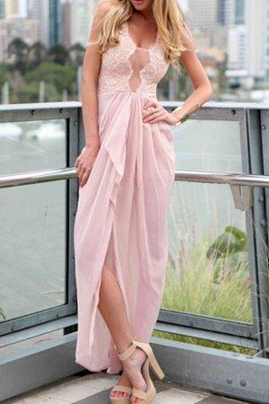 Glamorous Maxi Dress in Pink