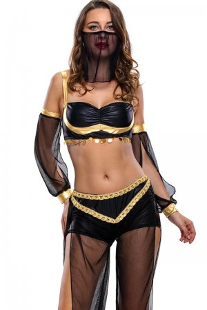 Player adult fantasy costume