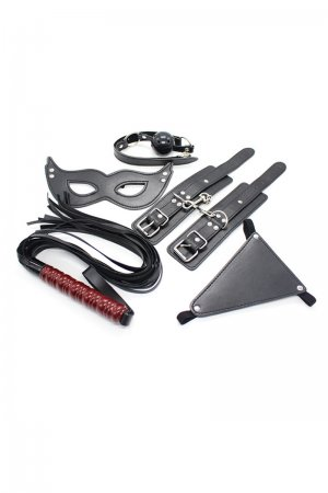 Intermediate 5 Piece Bondage Kit