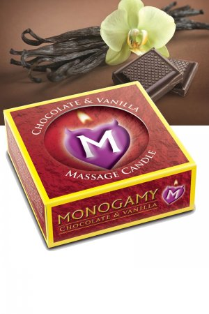 Monogamy Small Massage Candle - Passionate 25g