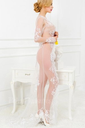 Delicate Lace Sexy Nightgown for women