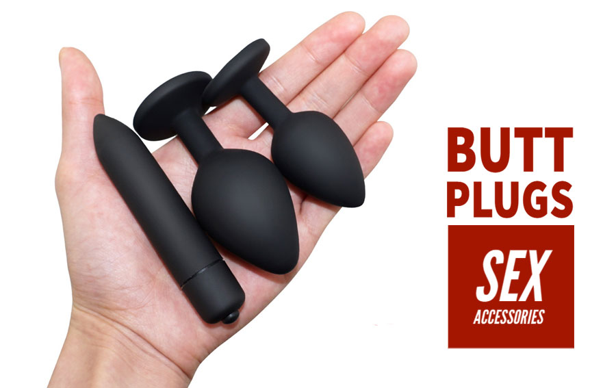 Butt Plugs and Sex Accessories