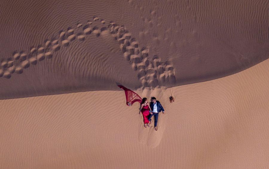 Desert Trip Honeymoon