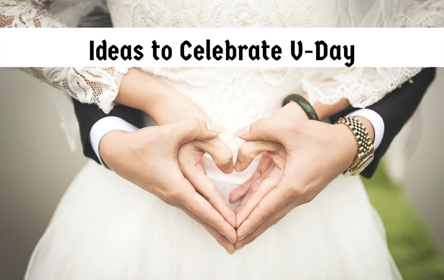 Ideas to Celebrate Valentine Day