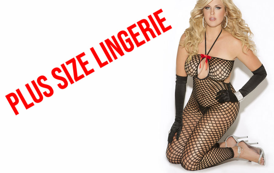 Plus Size Lingerie in India