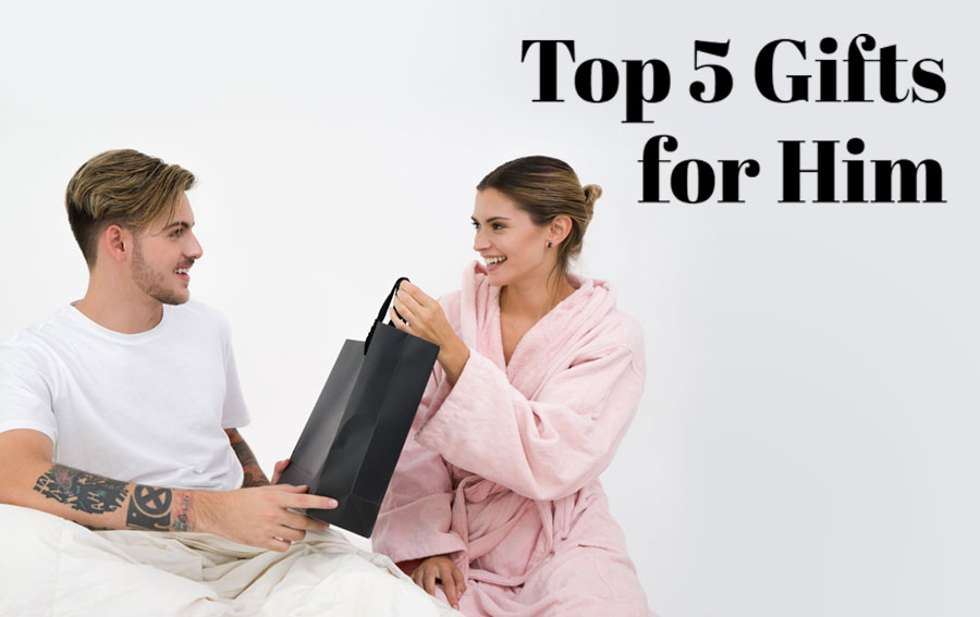 Top 5 Gifts this Valentine's Day for Him