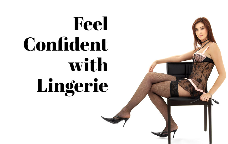Feel Confident Sexy Lingerie This Valentine Day