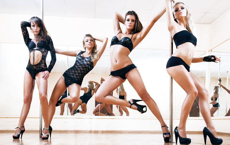 Kinky Lingerie Girls