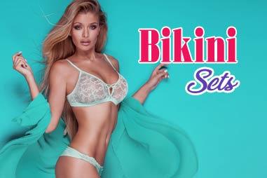 Sexy Bikini Lingerie Shopping