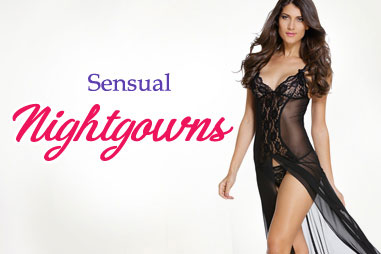 Sensual Nightgowns