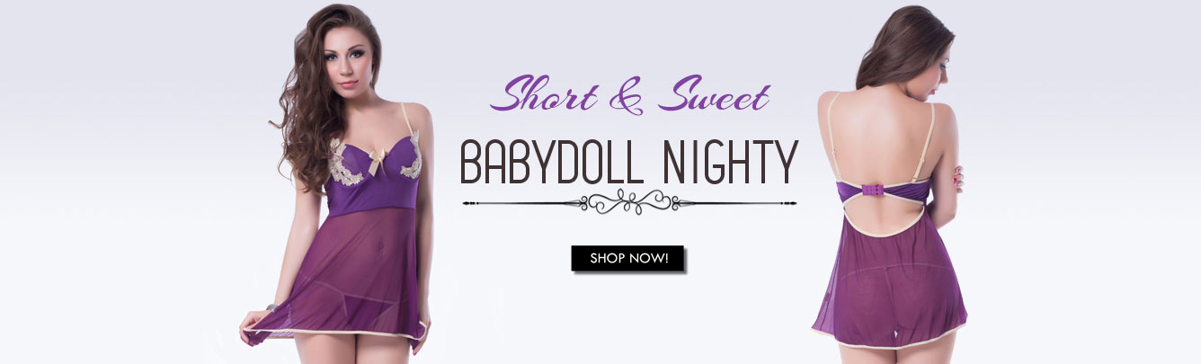 Hot Babydoll Online Shopping